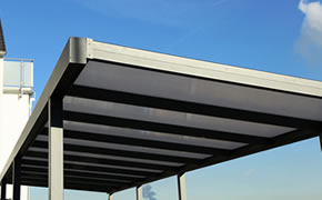Carport overkapping